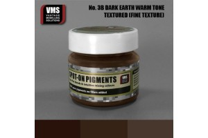 EU Dark Earth Chernozem Warm Tone - Fine Texture - SO.No3bFT