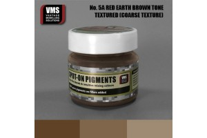 Red Earth Brown Tone - Coarse Texture - SO.No5aCT