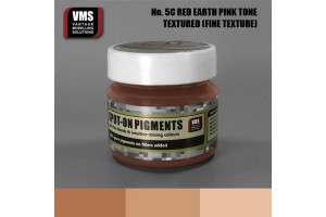 Red Earth Pink Tone - Fine Texture - SO.No5cFT