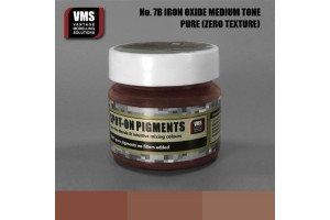 Dark Iron Oxide Old Rust Medium Tone - Zero Texture - SO.No7bZT