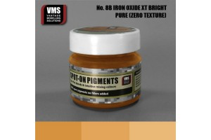 Light Iron Oxide Fresh Rust XT Bright - Zero Texture - SO.No8bZT