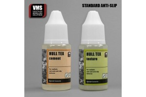 Hull Tex anti-slip STANDARD type (2x30 ml) - CM03.ST