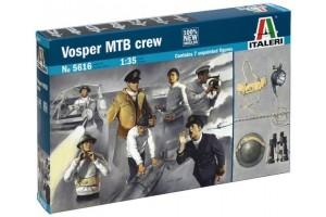 VOSPER MTB CREW (1:35) - 5616