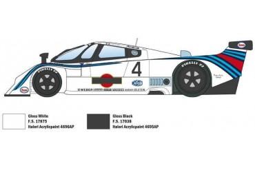 Model Kit auto 3641 - Lancia LC2 (1:24)