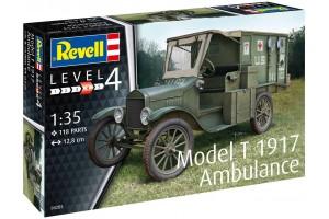 T 1917 Ambulance (1:35) - 03285