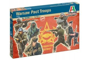Warsaw Pact Troops (1980s) (1:72) - 6190