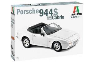 Porsche 944 S Cabrio (1:24) - 3646