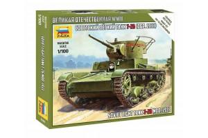 T-26 mod.1933 (1:100) - 6246