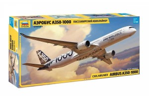 Airbus A-350-1000 (1:144) - 7020