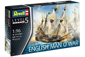 English Man O'War (1:96) - 05429