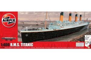 Gift Set loď A50146A - RMS Titanic (1:400)