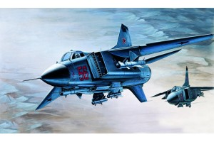 MiG-23S FLOGGER-B (1:72) - 12445