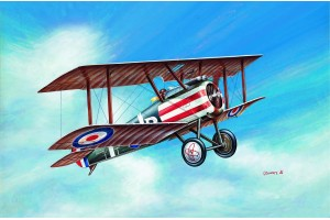 SOPWITH CAMEL WWI FIGHTER (1:72) - 12447