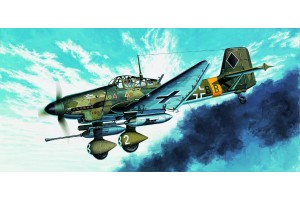 "JU-87G STUKA ""TANK BUSTER"" (1:72) - 12450"