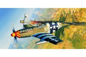 P-51B (1:72) - 12464