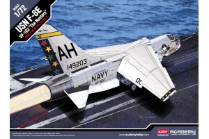 "USN F-8E VF-162 ""The Hunters"" (1:72) - 12521"