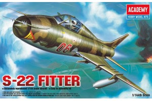 S-22 FITTER (1:144) - 12612