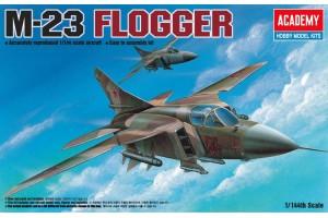 M-23 FLOGGER (1:144) - 12614