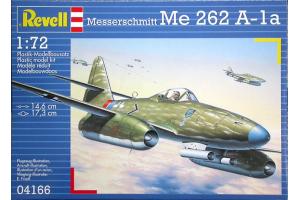 Messerschmitt Me 262 A-la (1:72) - 04166