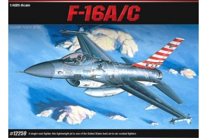 F-16A/C (1:48) - 12259