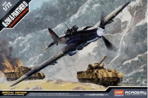 IL-2M & PANTHER D (1:72) - 12538