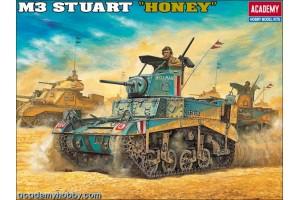 BRITISH M3 STUART HONEY (1:35) - 13270