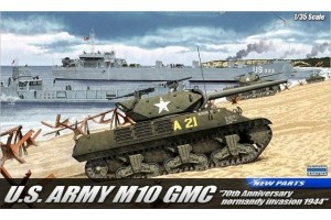 "US ARMY M10 GMC ""Anniv.70 Normandy Invasion 1944"" (1:35) - 13288"