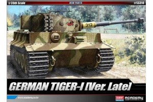 "TIGER-1 ""LATE VERSION"" (1:35) - 13314"