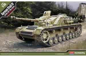 "German StuG IV Sd.Kfz.167 ""Ver.Early"" (1:35) - 13522"