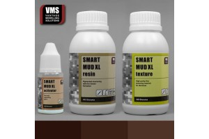 Smart Mud XL 06: EU Dark Earth warm tone