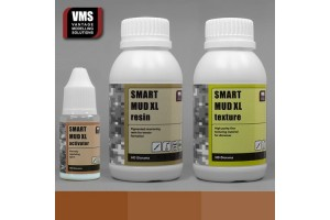 Smart Mud XL 09: Red Earth brown tone