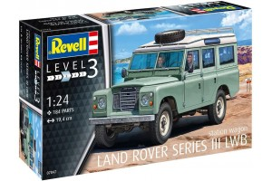 Land Rover Series III (1:24) - 07047