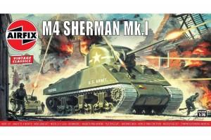 Sherman M4 Mk1 (1:76) - A01303V