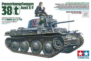 Pz.38(t) Ausf.E/F (1:35) - 35369