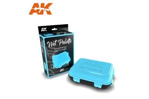 Paleta na barvy (Wet Pallete) - AK8064