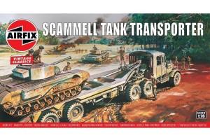 Scammell Tank Transporter (1:76) - A02301V