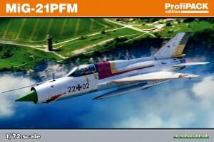 MiG-21PFM (1:72) - 70144
