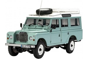 Land Rover Series III (1:24) - 67047