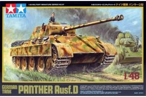 Panther Ausf.D (1:48) - 32597