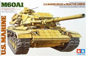 M60 A1 US Marines (1:35) - 35157
