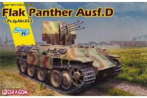 FLAK PANTHER Ausf.D s.Pz.Jg.Abt.653 (1:35) - 6899
