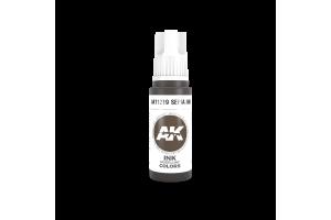 219: Sepia Ink (17ml) - acryl