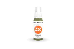 139: Golden Olive (17ml) - acryl