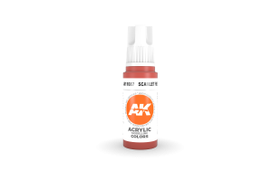 087: Scarlet Red (17ml) - acryl