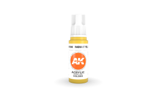 046: Radiant Yellow (17ml) - acryl