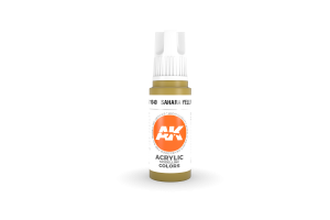 040: Sahara Yellow (17ml) - acryl