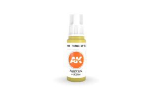 039: Purulent Yellow (17ml) - acryl