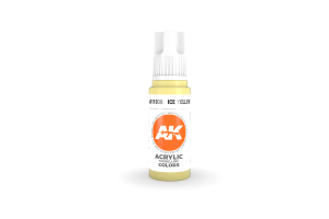 036: Ice Yellow (17ml) - acryl