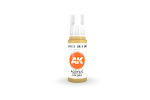 033: Dark Sand (17ml) - acryl