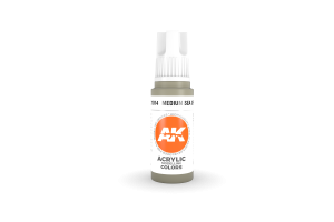 014: Medium Sea Grey (17ml) - acryl